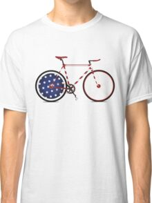 I Love My American  Bike Classic T-Shirt