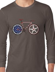 I Love My American  Bike T-Shirt