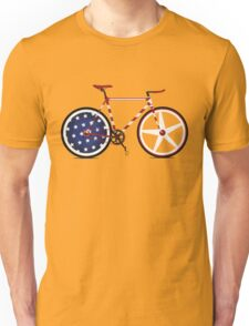 I Love My American  Bike T-Shirt