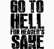 Bring Me The Horizon - Go To Hell For Heaven's Sake Unisex T-Shirt