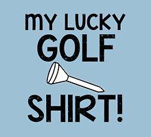 """My Lucky Golf """"tee"""" Shirt Unisex T-Shirt"""