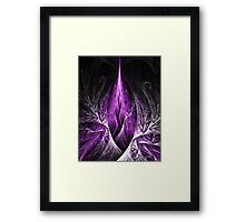 Spiritbound Femininity Framed Print