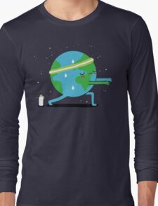 Global Warming Up Long Sleeve T-Shirt