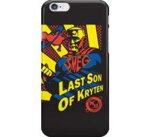 Last Son of Kryten iPhone Case/Skin