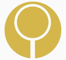 Orangey Yellow Marathon Logo by Zotheculs