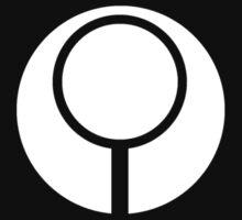 White Marathon Logo by Zotheculs