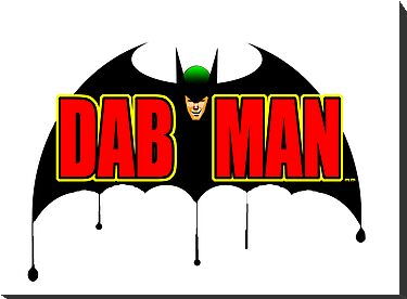 DAB MAN by mouseman