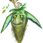 Grass Imp by hananack