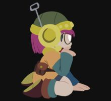 Lucca - Chrono Trigger Kids Clothes