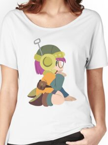 Lucca - Chrono Trigger Women's Relaxed Fit T-Shirt