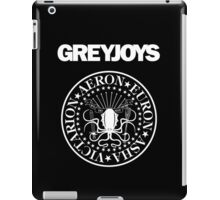 Ironborn Punks (Variant) iPad Case/Skin