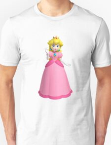 "Princess ""Peach"" Toadstool Unisex T-Shirt"