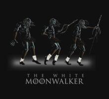 The White Moonwalker Kids Tee