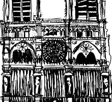 Notre Dame by amina626