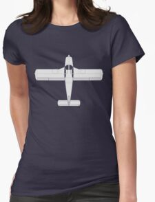 Piper PA-28 Cherokee Womens Fitted T-Shirt