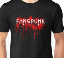 Bad Blood White Fangpunk T Shirt Unisex T-Shirt