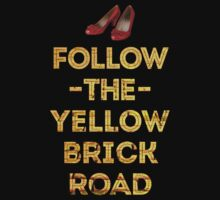 Follow The Yellow Brick Road by emilymckelvey
