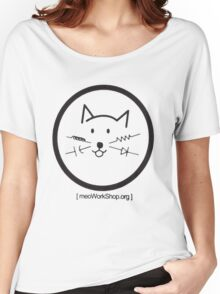 meoWorkShop Women's Relaxed Fit T-Shirt
