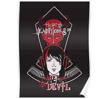 Headphones vs. the Devil Poster