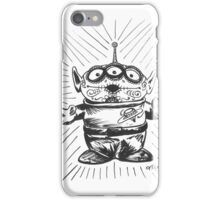 3 Eyed Sugar Skull iPhone Case/Skin