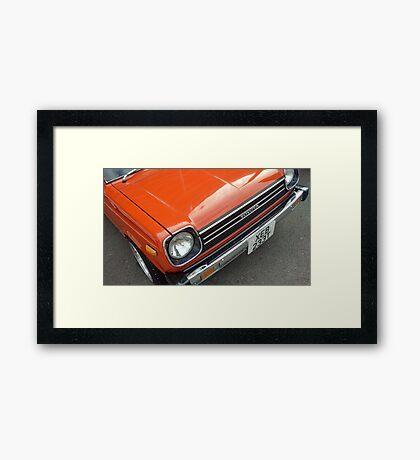 Toyota  Framed Print