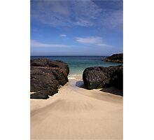 Mingulay Beach Photographic Print