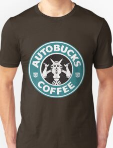 Autobucks Coffee T-Shirt