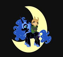Loki and Nightmare Moon Unisex T-Shirt
