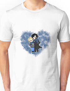 JohnLocked Scarf Unisex T-Shirt