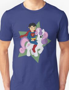 Superman and Sweetie Belle T-Shirt