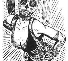 Sugar Harley by Tony Heath