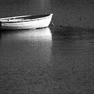 Waiting - Barnes Bay by Adam  Davey