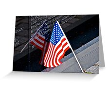 Patriotism Greeting Card