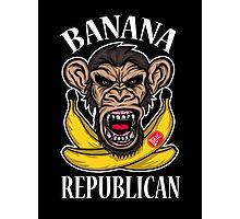 Banana Republican Photographic Print