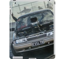 EX5LTR Tread Cemetery 2 Burnout iPad Case/Skin
