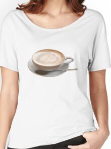 Reggie Coffee Women's Relaxed Fit T-Shirt