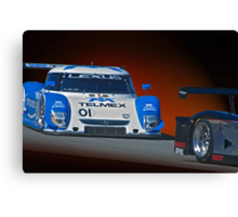 American LeMans 2008 II Canvas Print