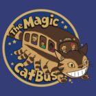 The Magic Catbus by Malcassairo