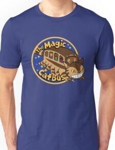 The Magic Catbus Unisex T-Shirt