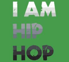 I AM HIP HOP Kids Tee