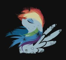 Rainbow Dash: Grunge by jblee22