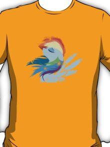Rainbow Dash: Grunge T-Shirt