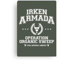 Irken Armada Canvas Print