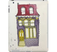 Tall House by Rose Parker iPad Case/Skin