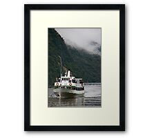 Milford Adventurer Framed Print