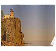 Split Rock Lighthouse II Poster