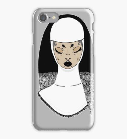 A Nun iPhone Case/Skin