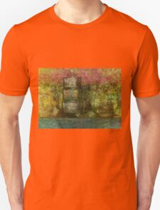 The Forest Landscape Meditation  T-Shirt