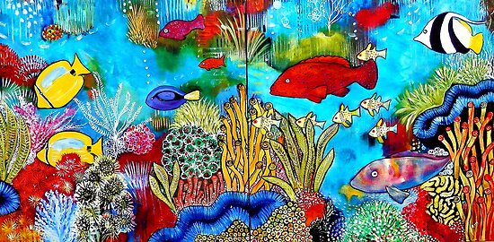 """""""Something to Snorkel About"""" by Rachel Ireland-Meyers"""
