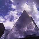 One World Trade Center - Looking UP by peterrobinsonjr